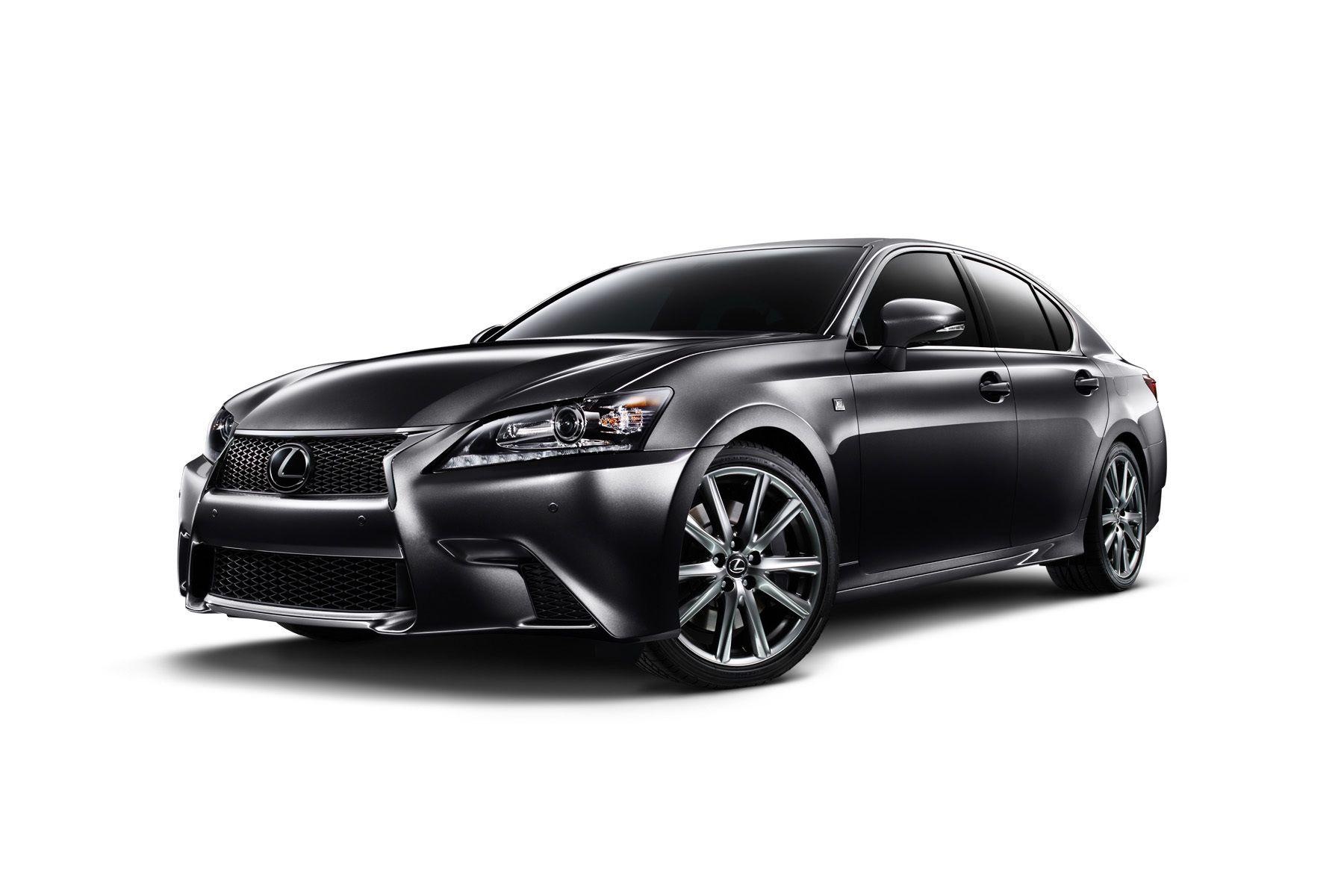 Lexus GS Front Studio