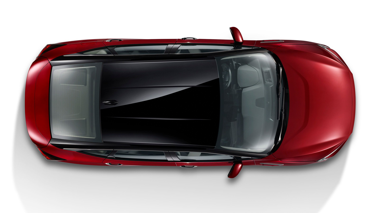 Honda Clarity Overhead