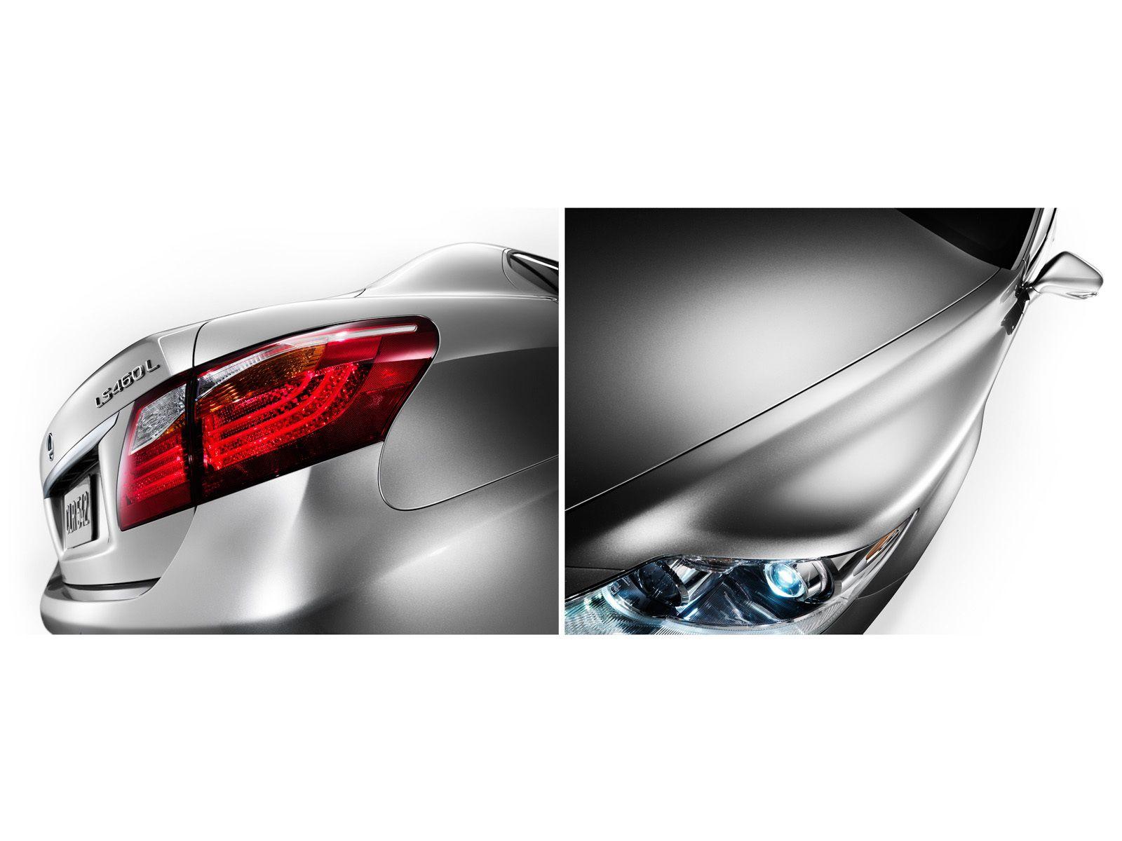 Lexus LS Details