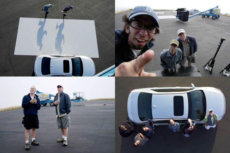 Joe Carlson Studio Crew - Honda RPA
