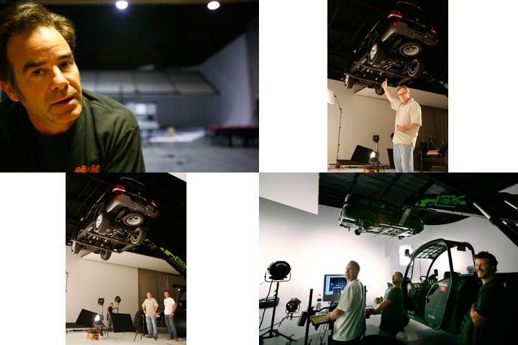Joe Carlson Studio Crew - Toyota Saatchi