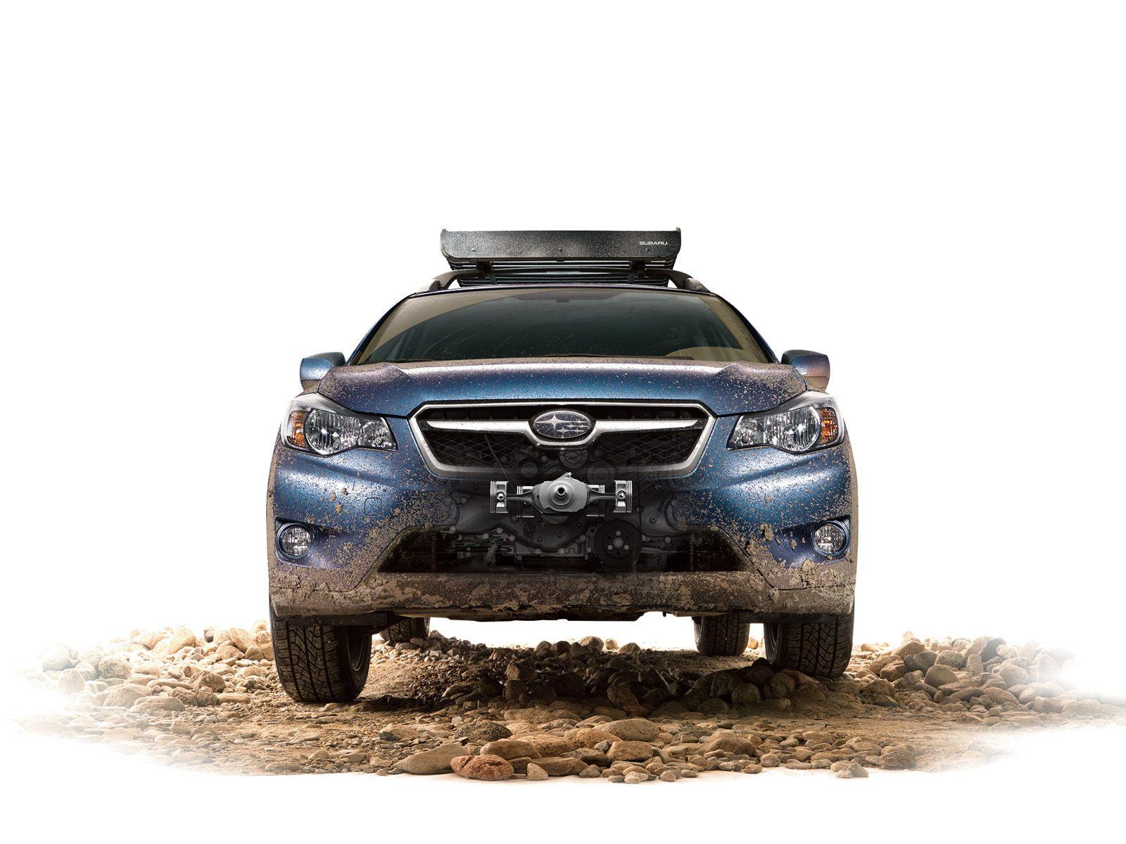Subaru XV Mud