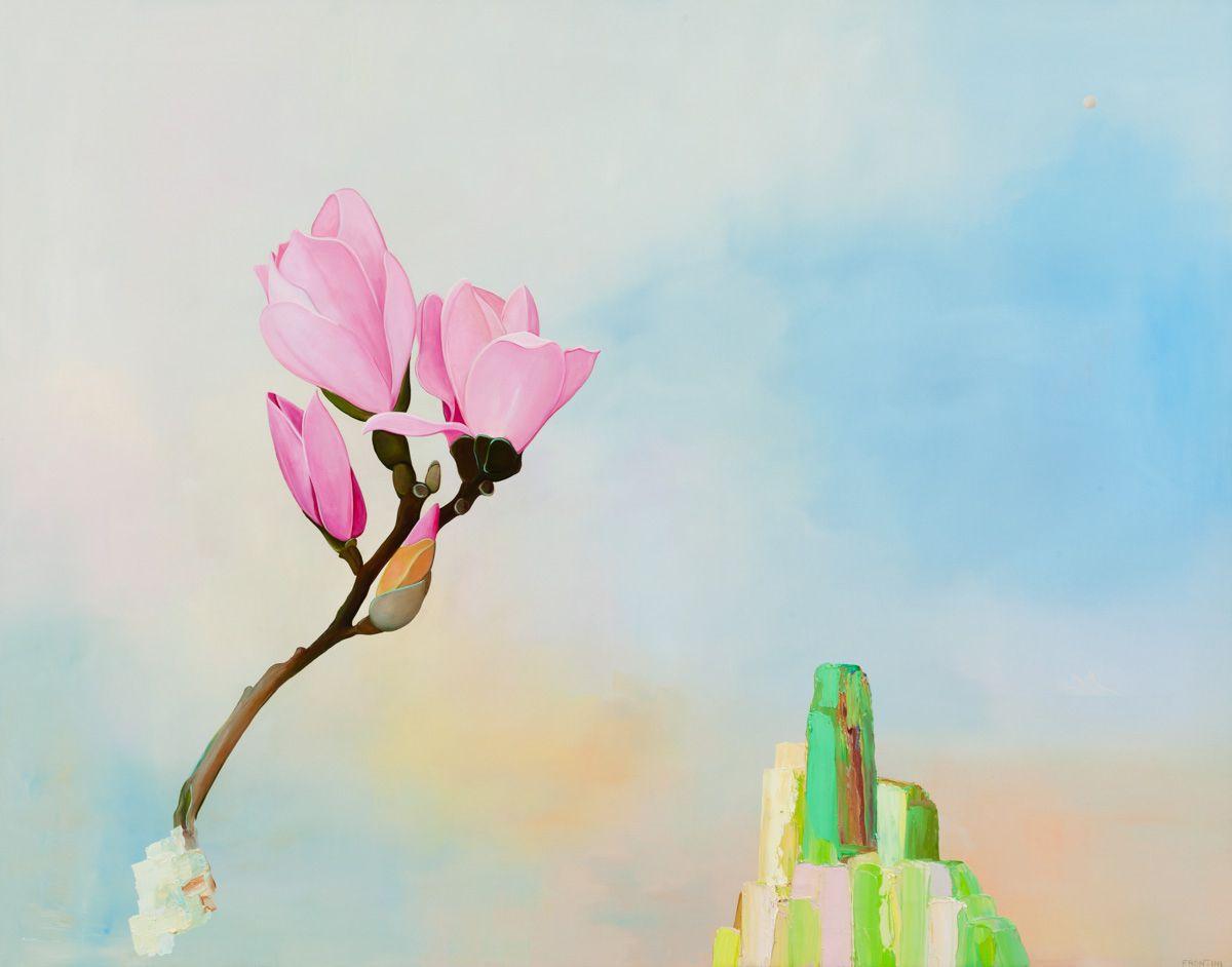Magnolia (Hawaiian Altar)
