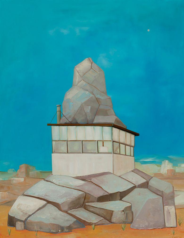 Stone in the Studio