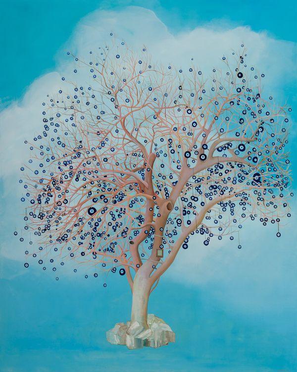 Tree of Eyes #5
