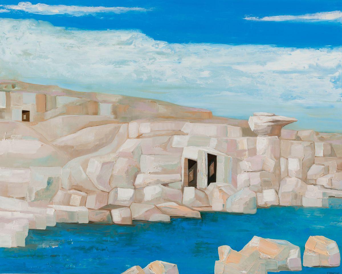 Tomb Retrospective Installation, Egypt