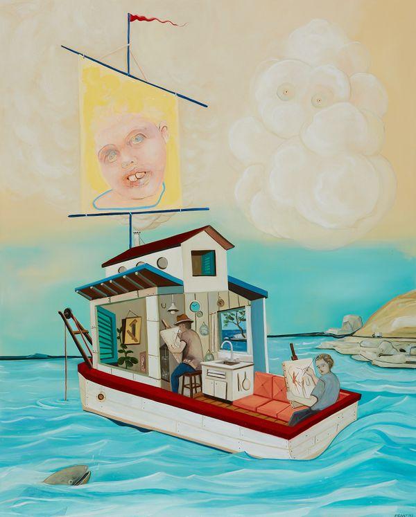The Art Boat Studio