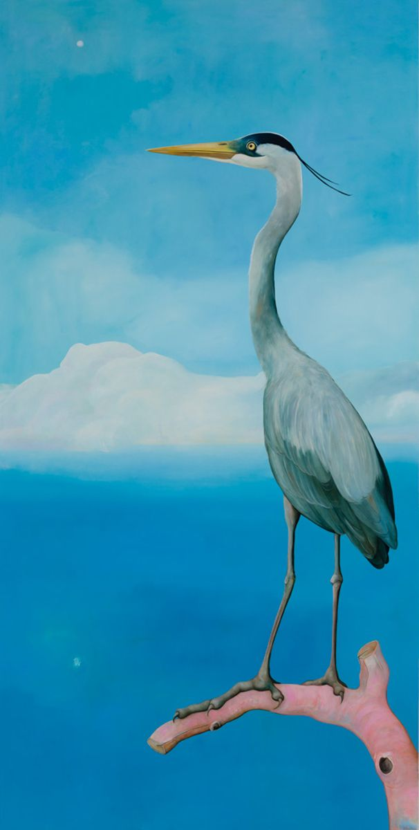 Blue Heron #2