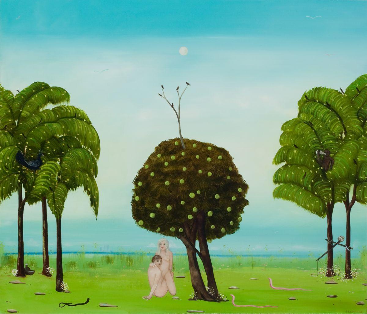 View of Eden