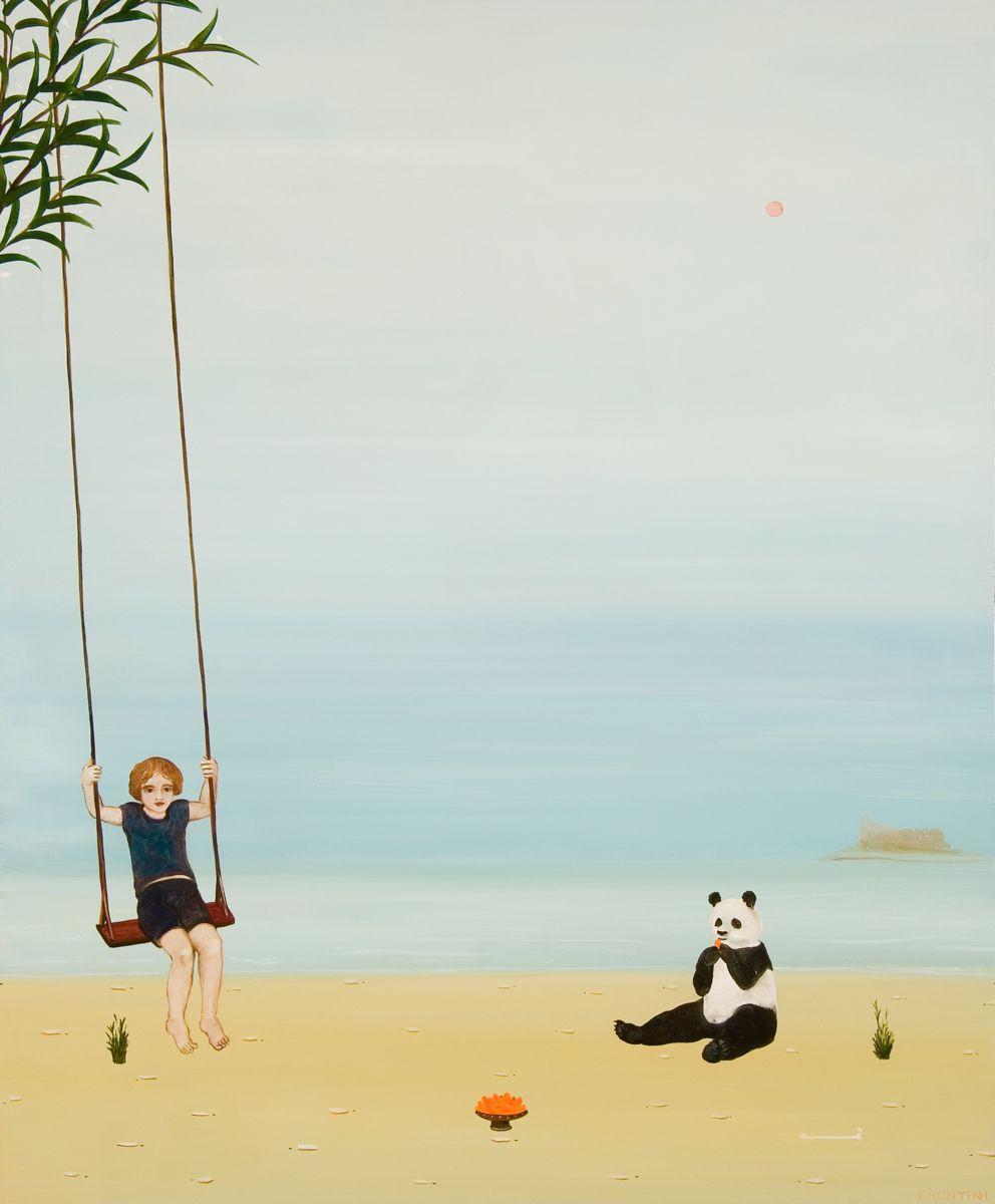 Memory of the Panda