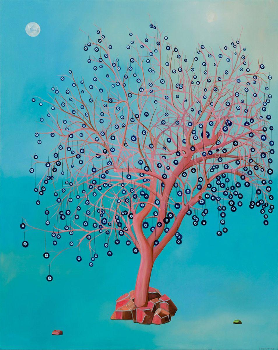 Tree of Eyes #4