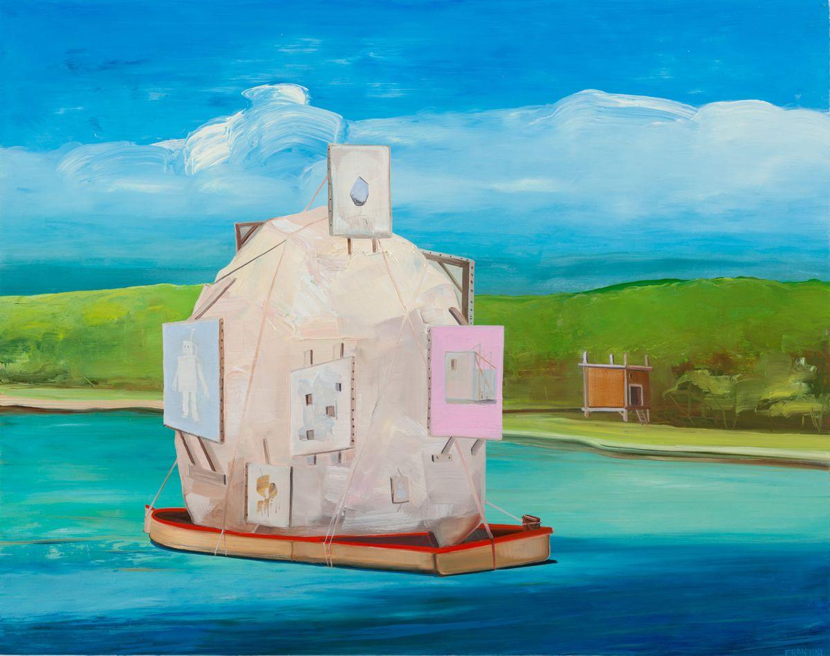 Hermit Painter's Retrospective, Nile Tour #1