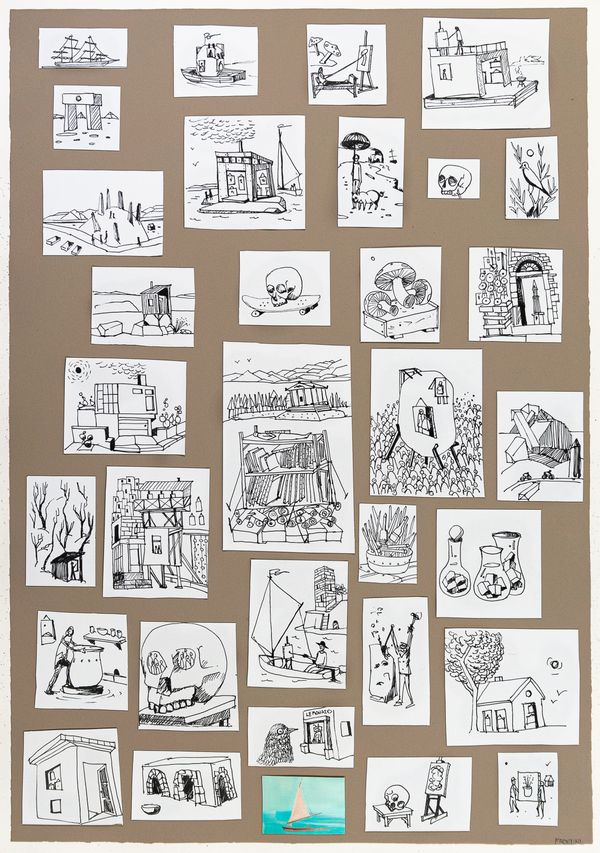 Things and Places from the Artist's Life, 2020