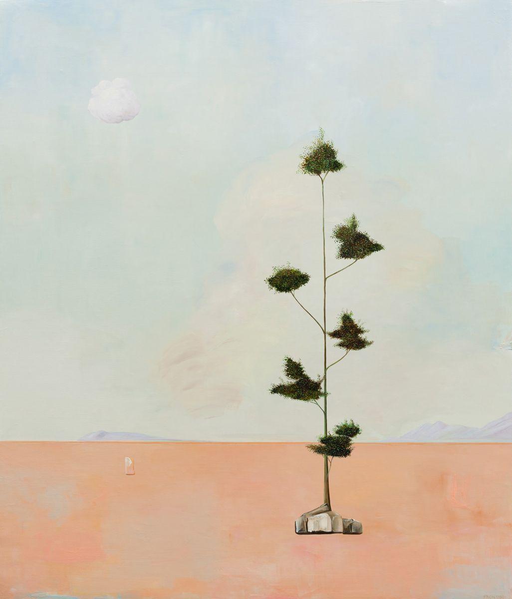 Desert Tree #3