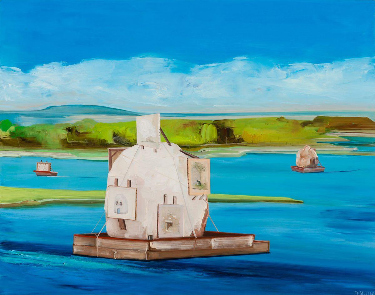 Hermit Painter's Retrospective, Nile Tour #2