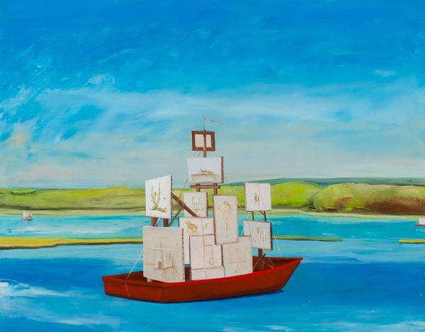Hermit Painter's Retrospective, Nile Tour #3