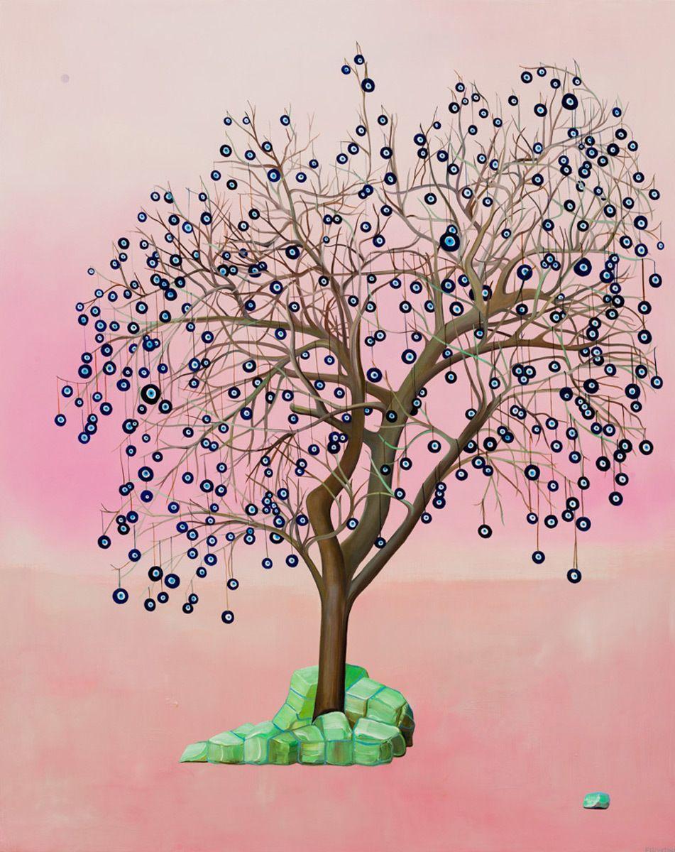 Tree of Eyes #3
