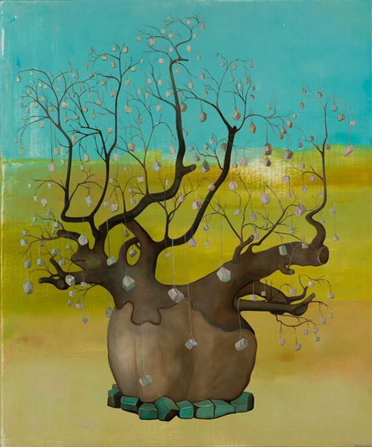 Tree of Burden #2