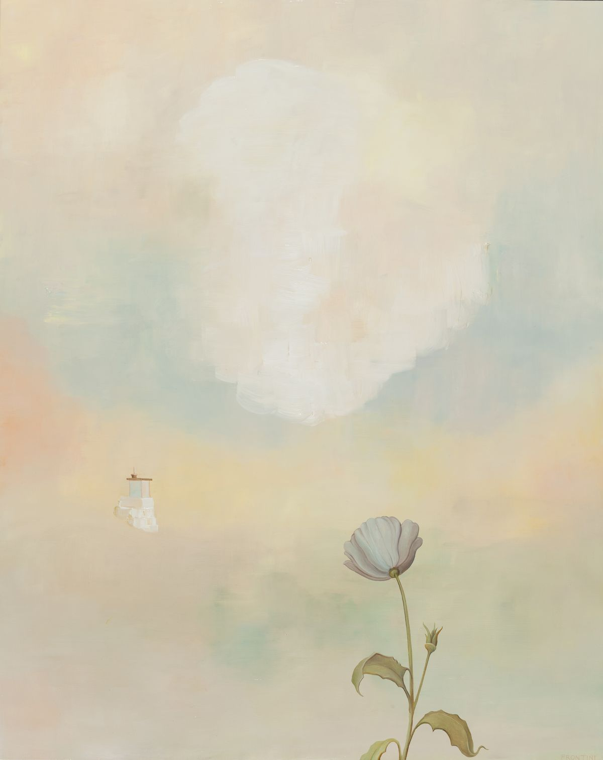 Gray Flower