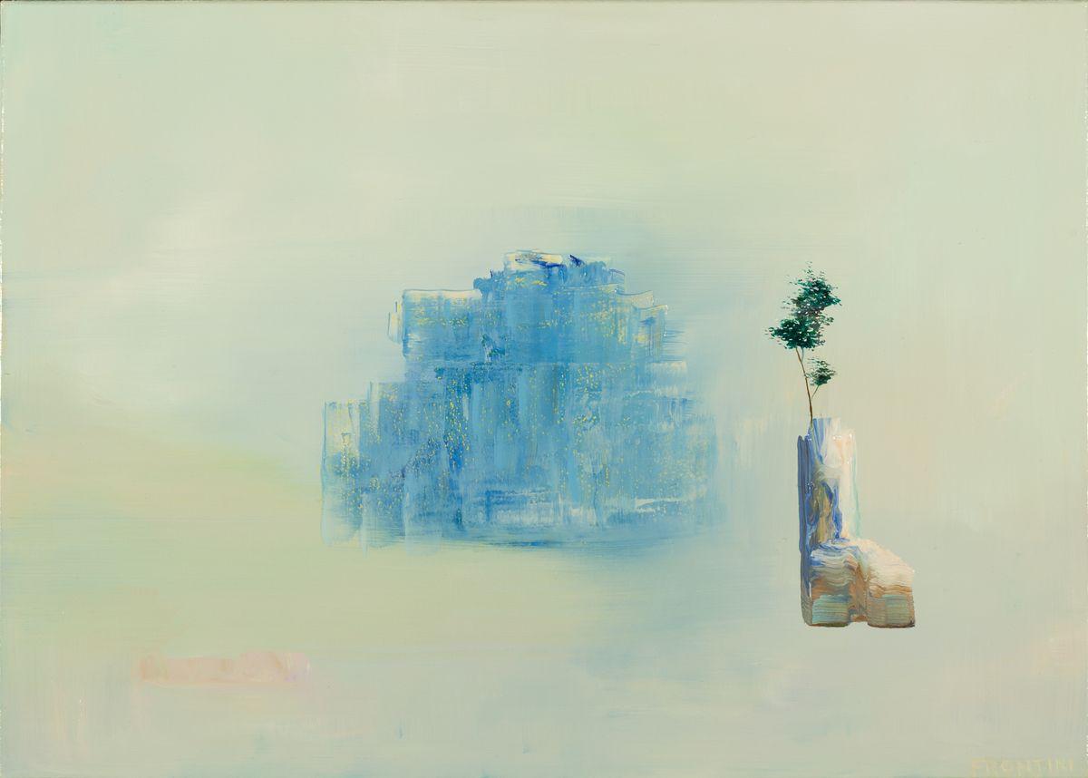 Blue City (Hermit's Ruin)