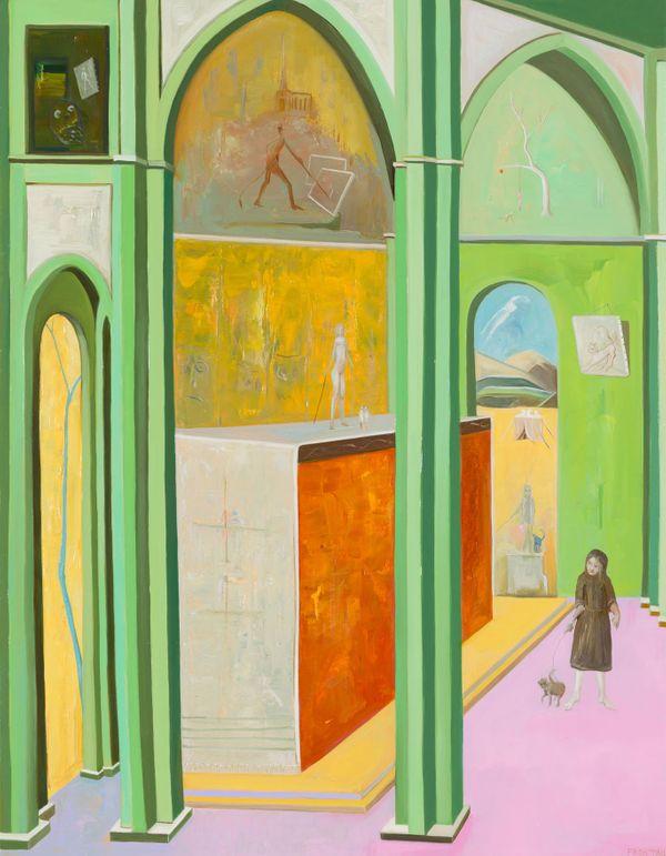 Interior #1