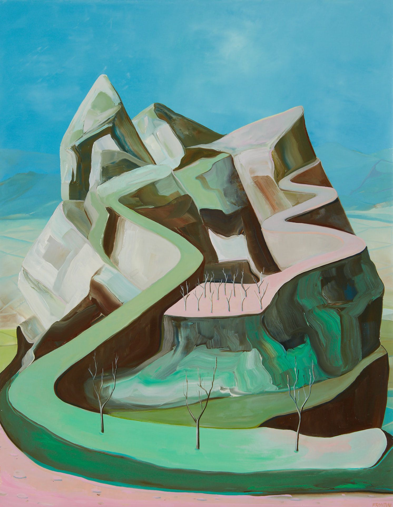 Art Mountain #1