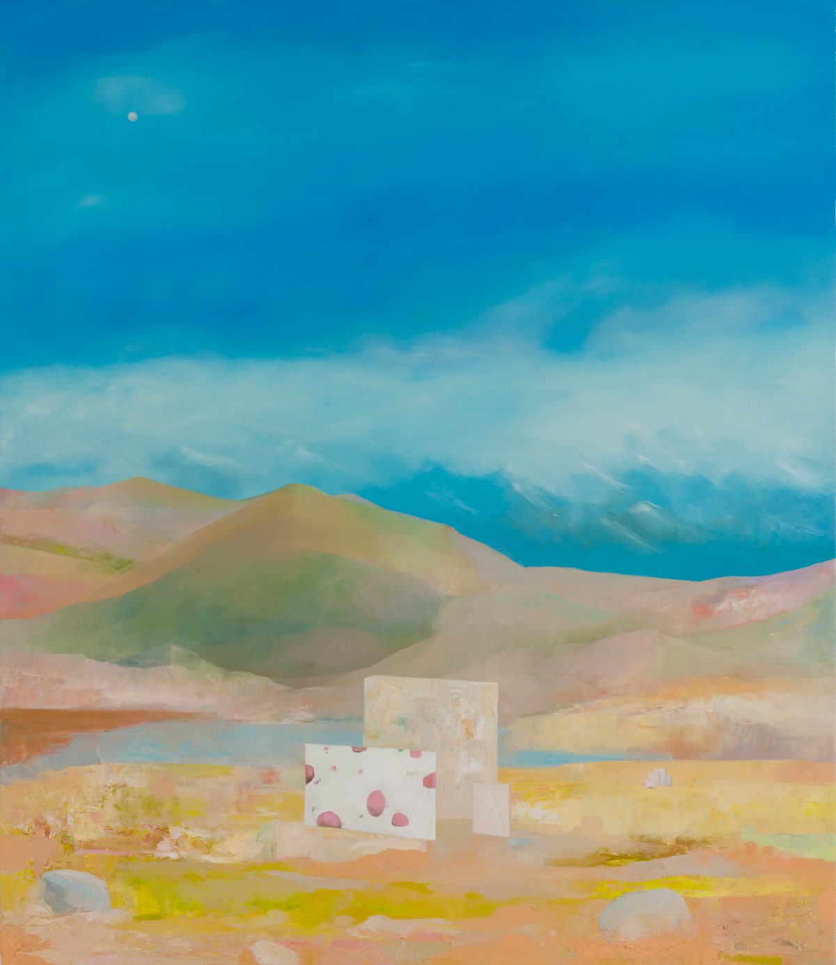Frontini Canvas Desert House #99