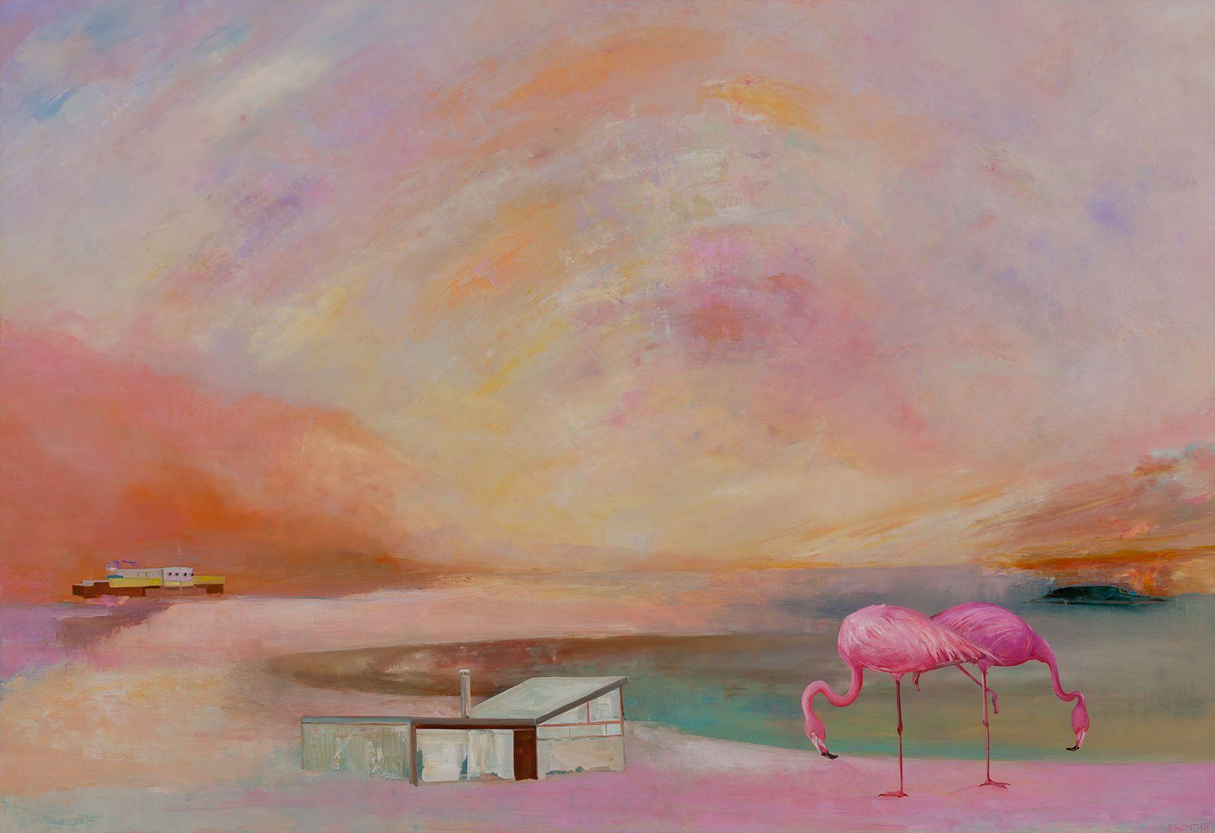 Artist in Residence, Salton Sea, CA
