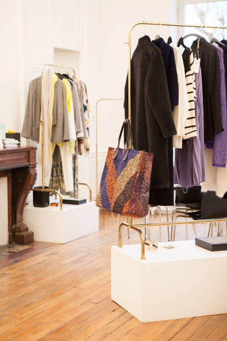 Showroom Thomas Dufour Paris