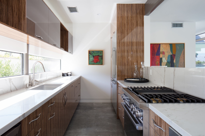 Steel House Kitchen
