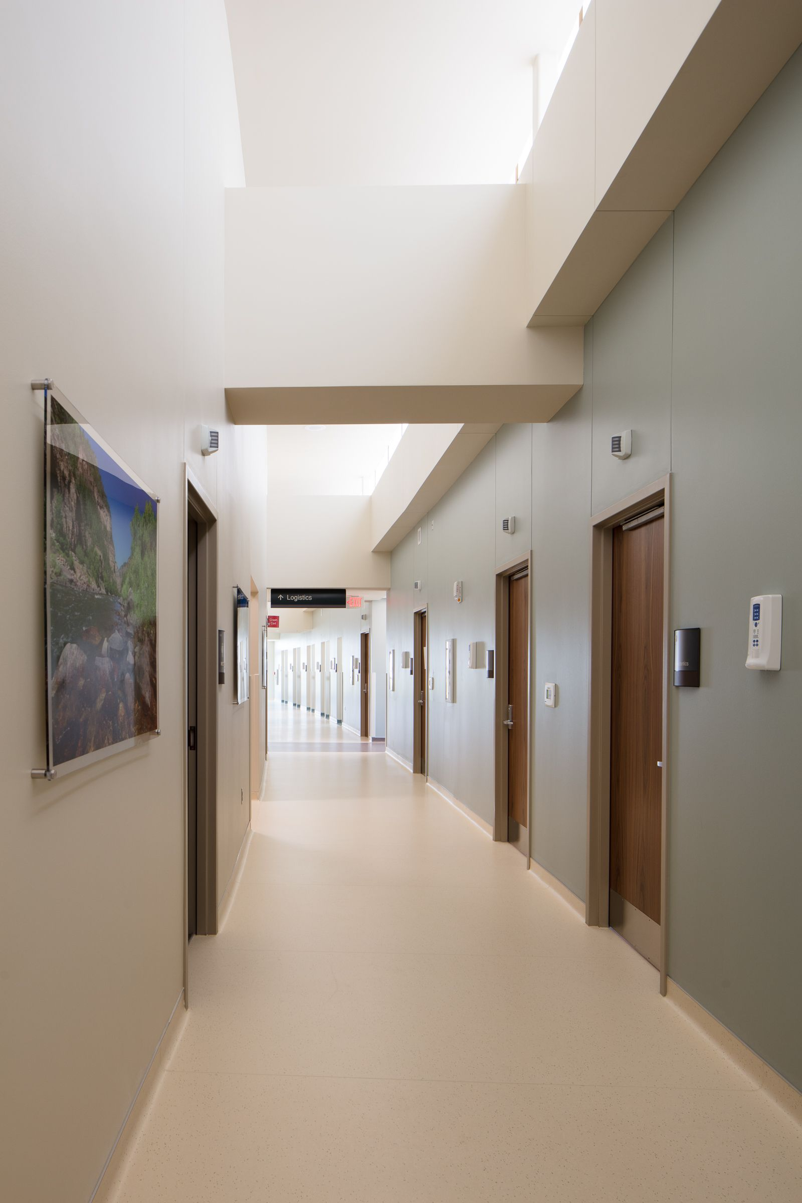 Peterson AFB Clinic Corridor_02.jpg