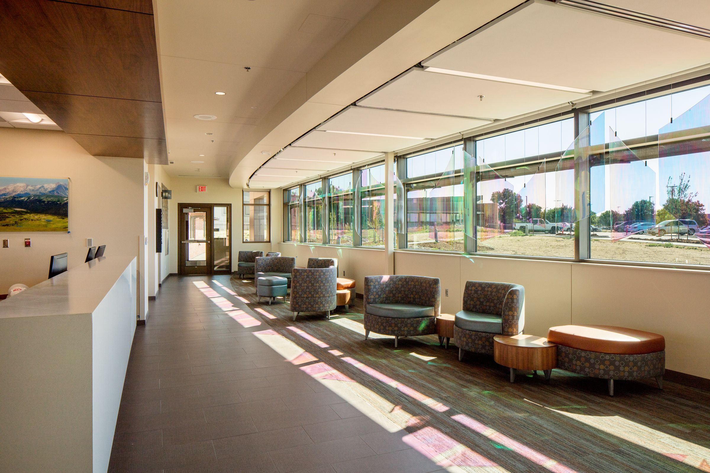 Peterson AFB Clinic Lobby_01.jpg