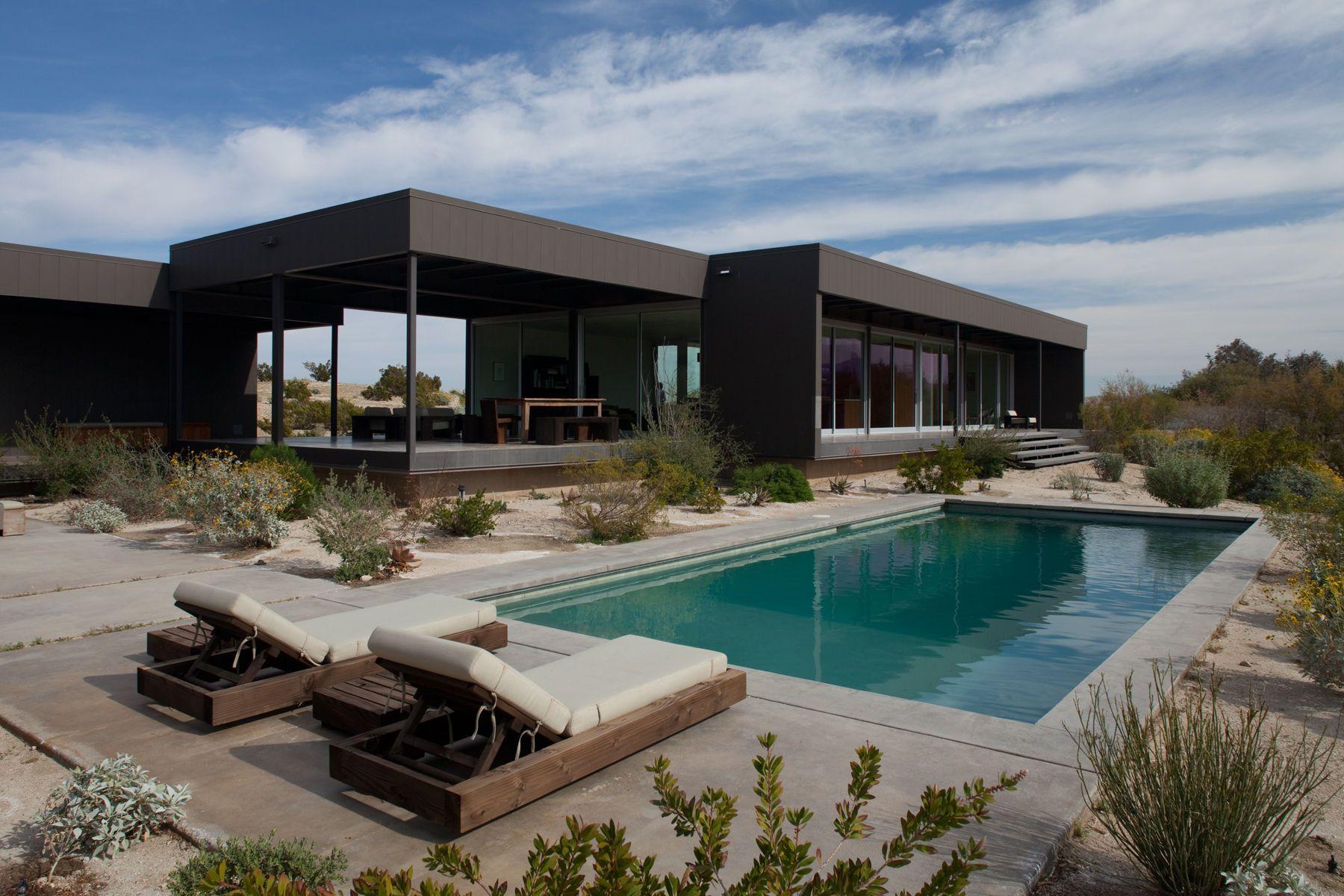 Marmol Radziner Desert House