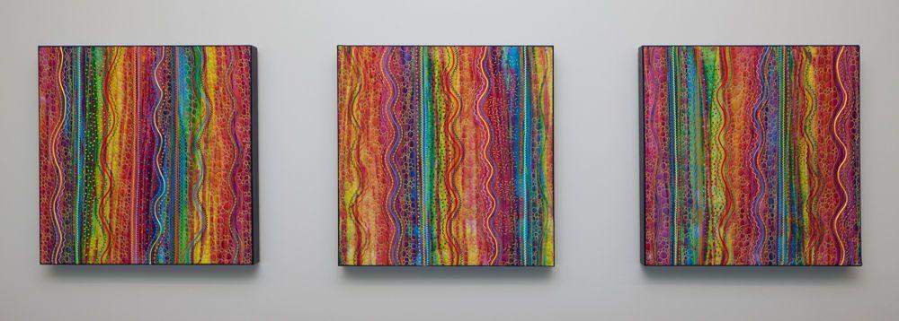 """""""Color Rhythms"""" by Carol Ann Waugh"""