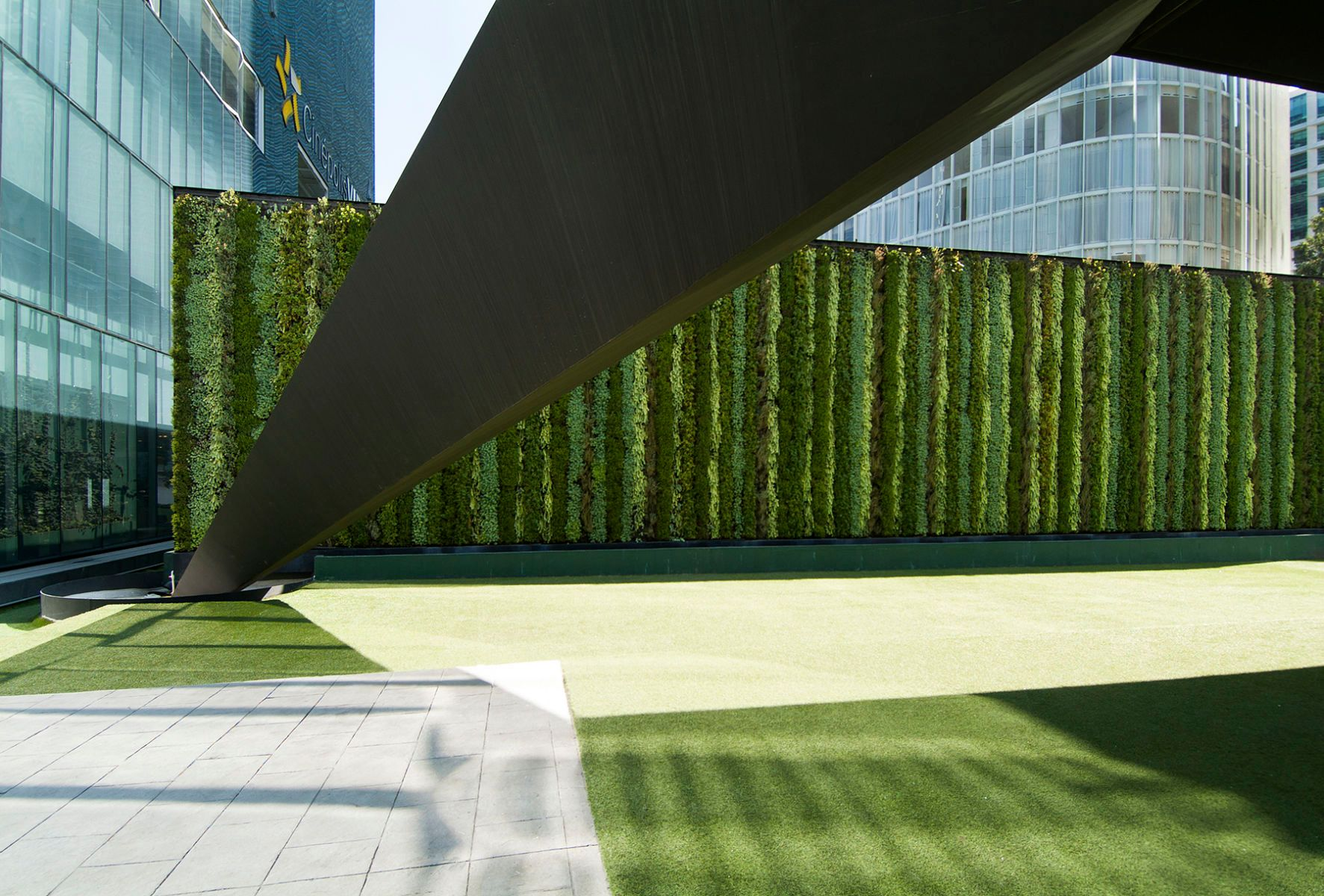 Plaza Carso in Nuevo Polanco, Mexico City