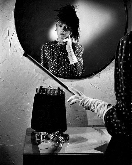 black and white film noir