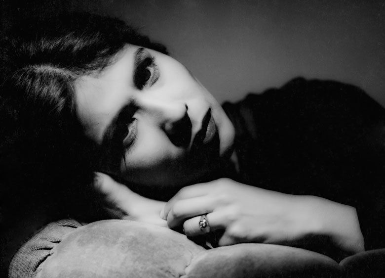 film noir actress