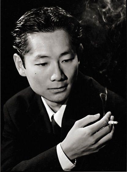 film noir smoking director