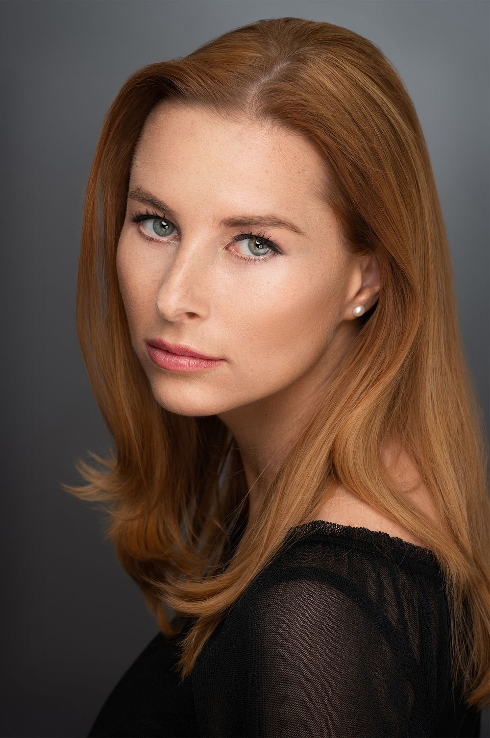 Actress Headshot in LA