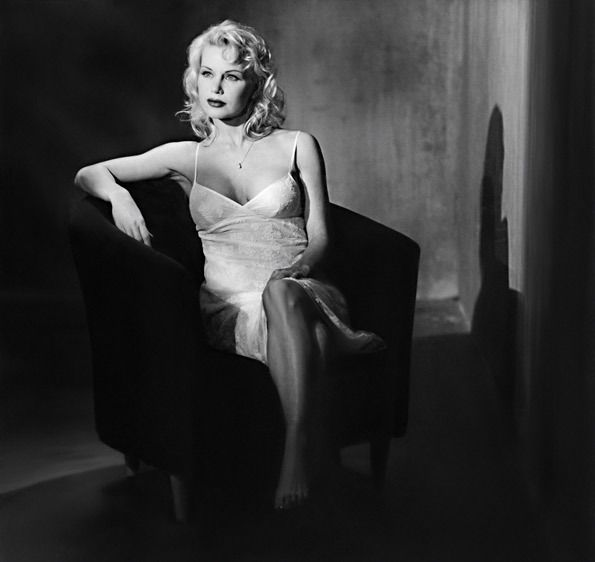 Los Angeles Film Noir Photography
