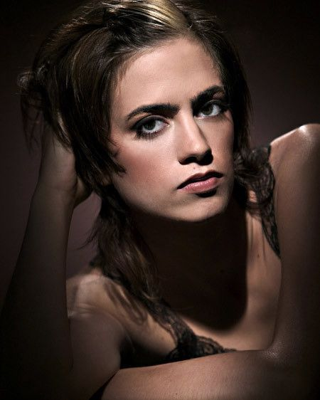 film noir dramatic model