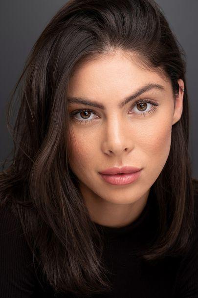 Actress Headshot in LA