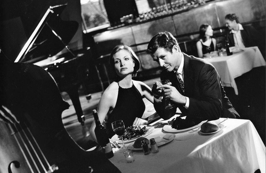 Film Noir Hollywood Dinner