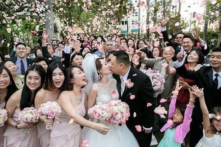Betty & Tony's Wedding at Castle Green in Pasadena