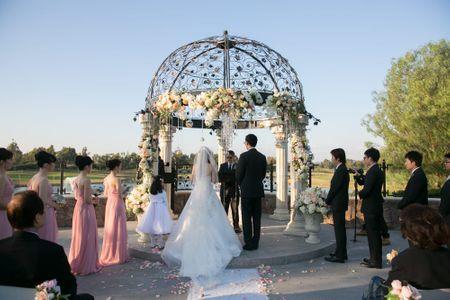 Destination Wedding in LA