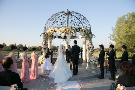 Destination Wedding in LA