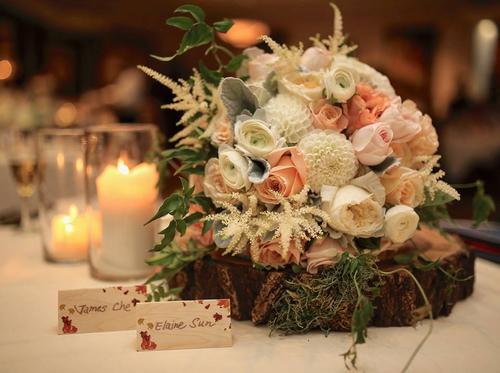 rustic-natural-centerpiece-bouquet