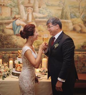 Elaine & James' Wedding at Lawry's the Prime Rib