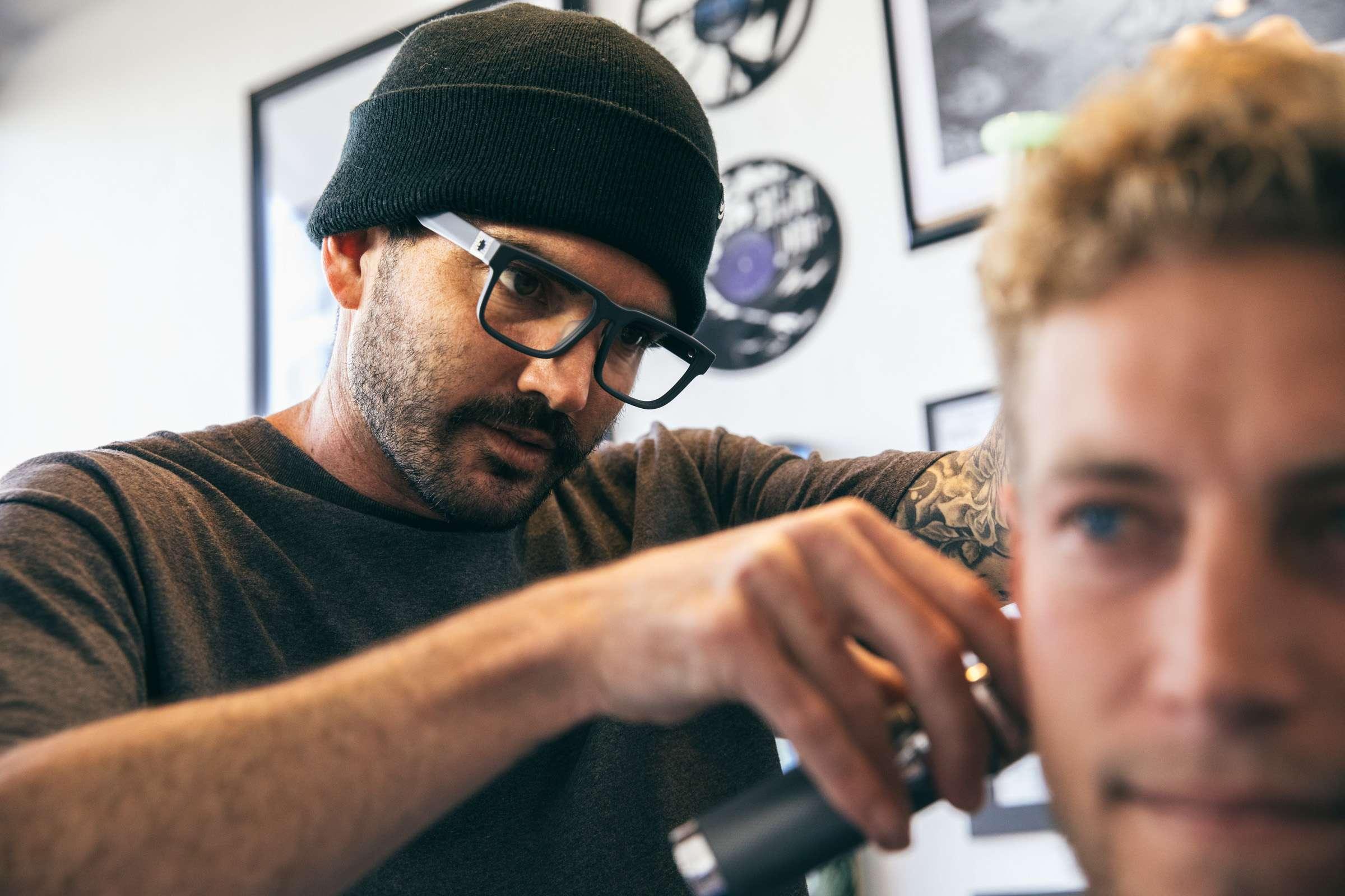 Sam / Neighborhood Barbershop
