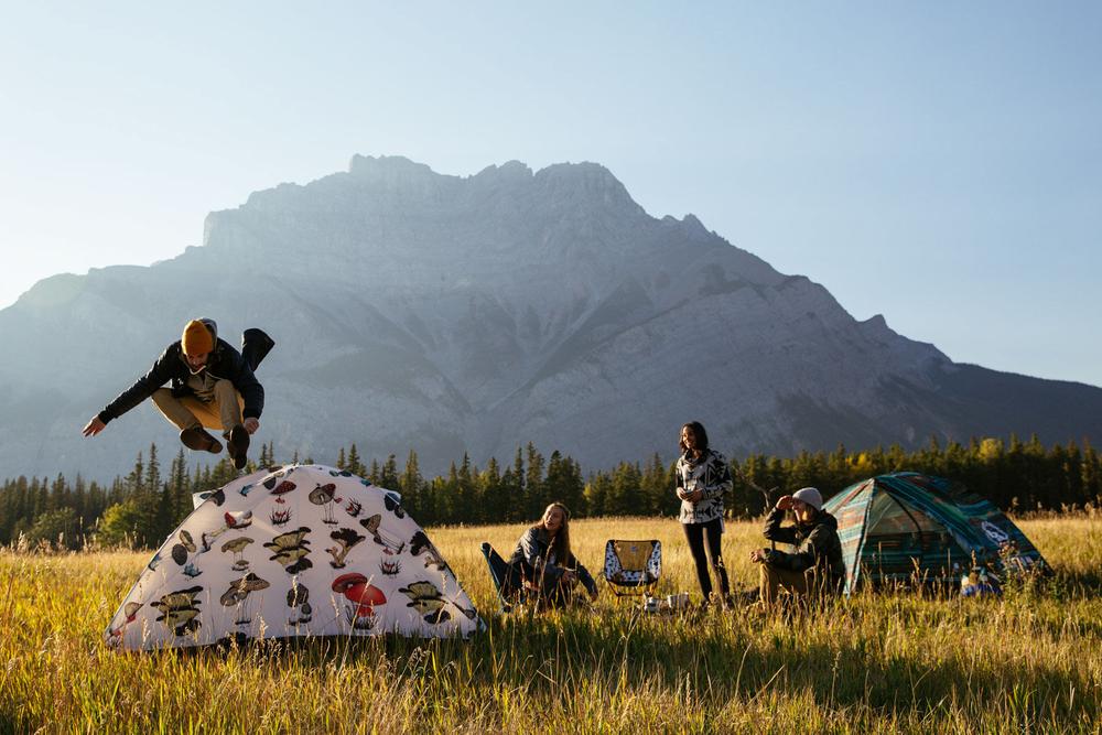 Mark Sollors, Tent Leap